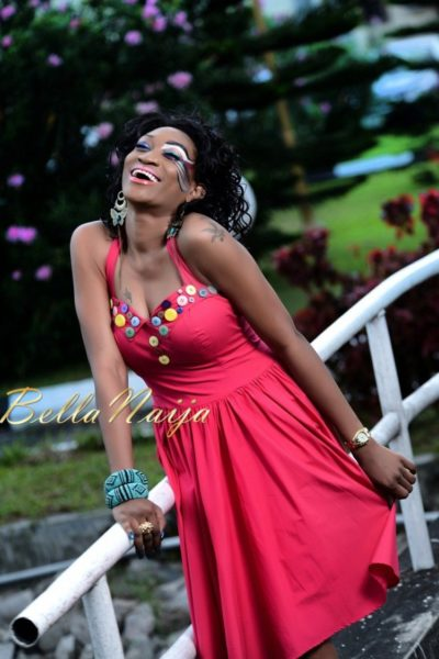 BN Exclusive_ Oge Okoye - The Fashionista - Photo Speak Filmed Shoot - January 2013 - BellaNaija001