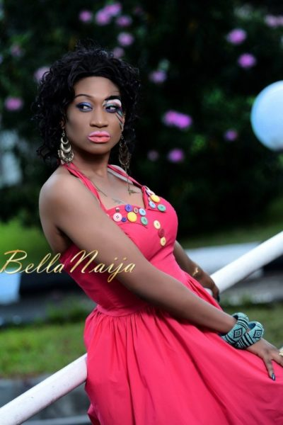 BN Exclusive_ Oge Okoye - The Fashionista - Photo Speak Filmed Shoot - January 2013 - BellaNaija005