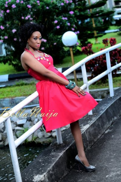 BN Exclusive_ Oge Okoye - The Fashionista - Photo Speak Filmed Shoot - January 2013 - BellaNaija006