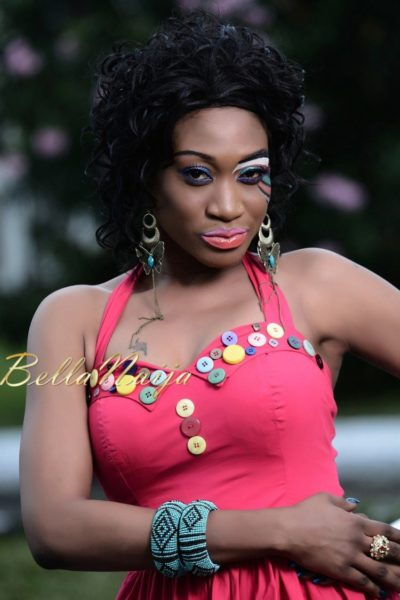 BN Exclusive_ Oge Okoye - The Fashionista - Photo Speak Filmed Shoot - January 2013 - BellaNaija007