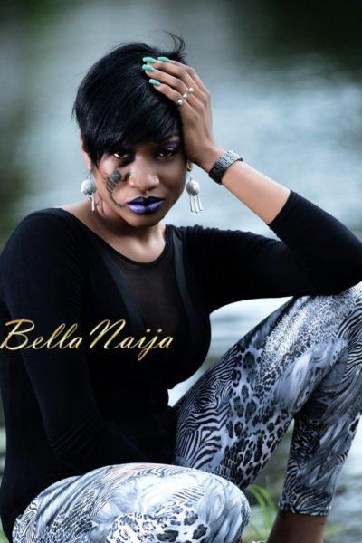 BN Exclusive_ Oge Okoye - The Fashionista - Photo Speak Filmed Shoot - January 2013 - BellaNaija011
