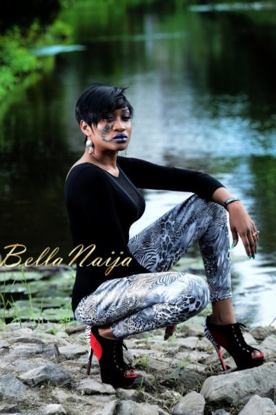 BN Exclusive_ Oge Okoye - The Fashionista - Photo Speak Filmed Shoot - January 2013 - BellaNaija014