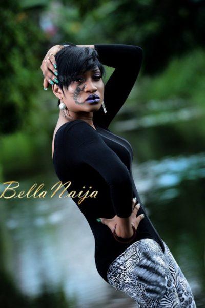 BN Exclusive_ Oge Okoye - The Fashionista - Photo Speak Filmed Shoot - January 2013 - BellaNaija018