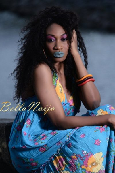 BN Exclusive_ Oge Okoye - The Fashionista - Photo Speak Filmed Shoot - January 2013 - BellaNaija022