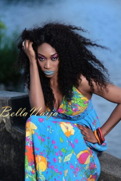 BN Exclusive_ Oge Okoye - The Fashionista - Photo Speak Filmed Shoot - January 2013 - BellaNaija023