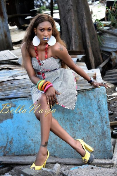 BN Exclusive_ Oge Okoye - The Fashionista - Photo Speak Filmed Shoot - January 2013 - BellaNaija031