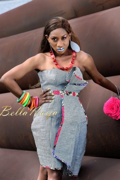 BN Exclusive_ Oge Okoye - The Fashionista - Photo Speak Filmed Shoot - January 2013 - BellaNaija033