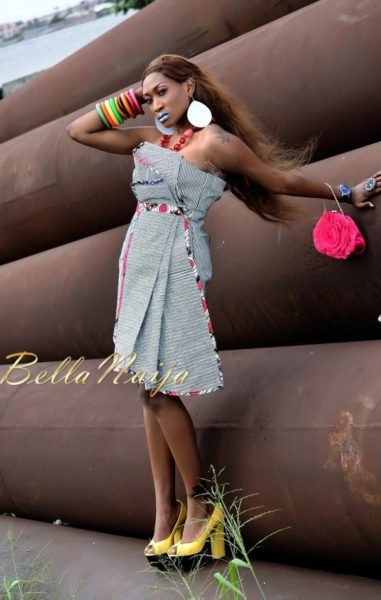 BN Exclusive_ Oge Okoye - The Fashionista - Photo Speak Filmed Shoot - January 2013 - BellaNaija035