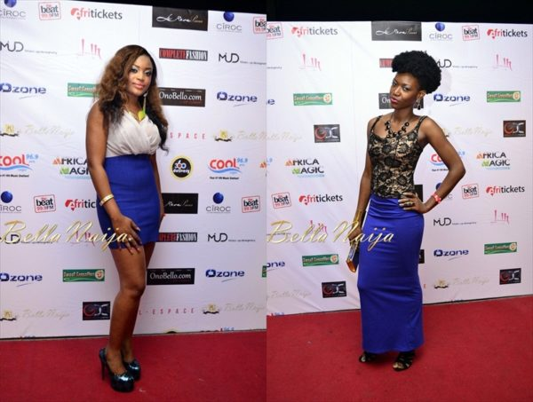 BN Red Carpet Fab - 2012 Music Meets Runway - BellaNaija - 20
