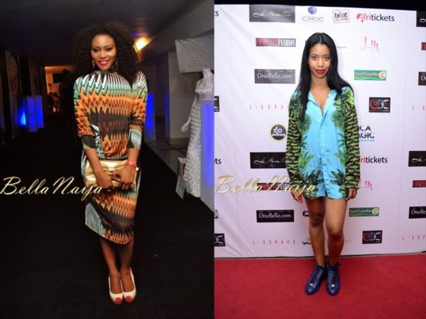 BN Red Carpet Fab - 2012 Music Meets Runway - BellaNaija - 22