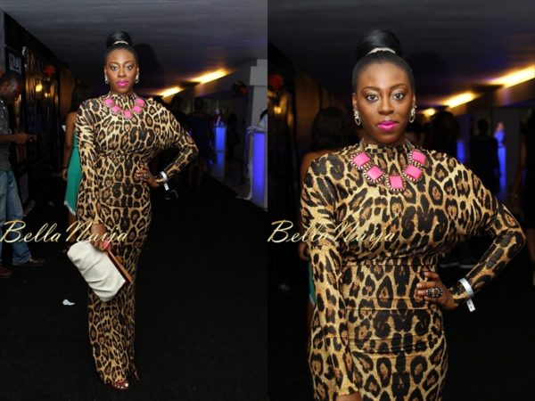 BN Red Carpet Fab - 2012 Music Meets Runway - BellaNaija
