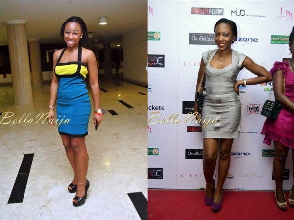 BN Red Carpet Fab - 2012 Music Meets Runway - BellaNaija - Bandage Dresses - 02