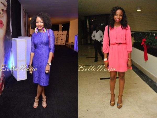 BN Red Carpet Fab - 2012 Music Meets Runway - BellaNaija - Purple and Pink Pick