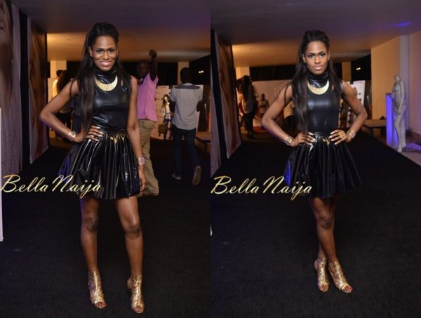 BN Red Carpet Fab - 2012 Music Meets Runway - Yvonne Ekwere
