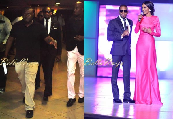 BN Red Carpet Fab - D'banj - 2012 Music Meets Runway - BellaNaija