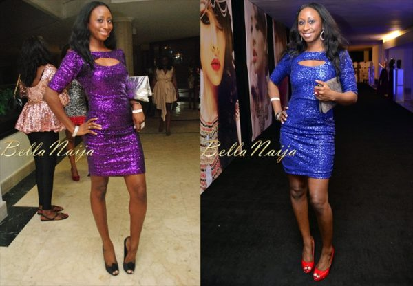 BN Red Carpet Fab - Twins - 2012 Music Meets Runway - BellaNaija