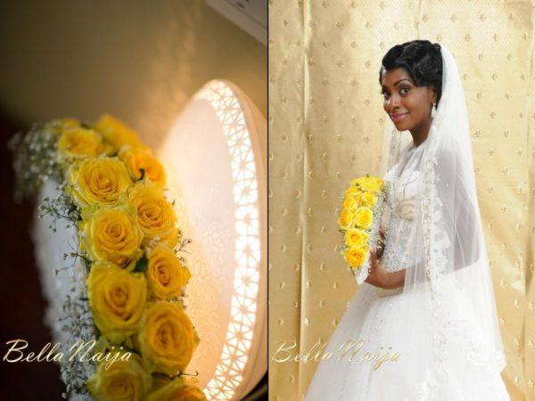 Bukki David-Onamusi's Fan Bouquet