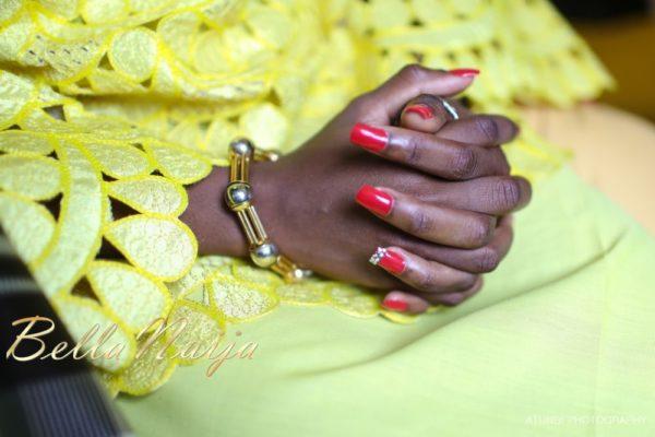 Bukki Adewumi & Sheun David-Onamusi Traditional Engagement - BellaNaija Weddings  - January 2013 - BellaNaija004