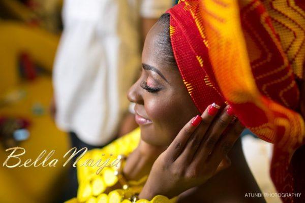 Bukki Adewumi & Sheun David-Onamusi Traditional Engagement - BellaNaija Weddings  - January 2013 - BellaNaija011