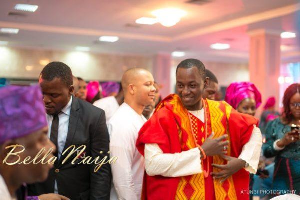 Bukki Adewumi & Sheun David-Onamusi Traditional Engagement - BellaNaija Weddings  - January 2013 - BellaNaija029