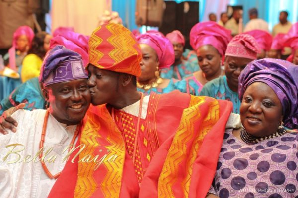 Bukki Adewumi & Sheun David-Onamusi Traditional Engagement - BellaNaija Weddings  - January 2013 - BellaNaija033