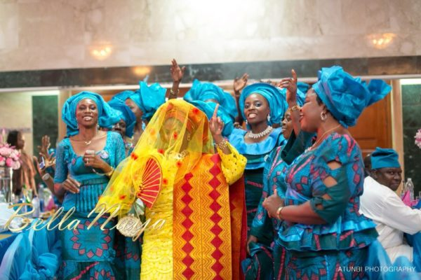 Bukki Adewumi & Sheun David-Onamusi Traditional Engagement - BellaNaija Weddings  - January 2013 - BellaNaija038