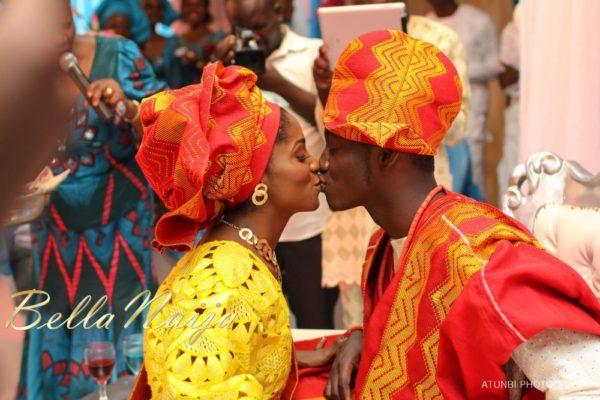 Bukki Adewumi & Sheun David-Onamusi Traditional Engagement - BellaNaija Weddings  - January 2013 - BellaNaija043