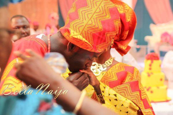 Bukki Adewumi & Sheun David-Onamusi Traditional Engagement - BellaNaija Weddings  - January 2013 - BellaNaija044