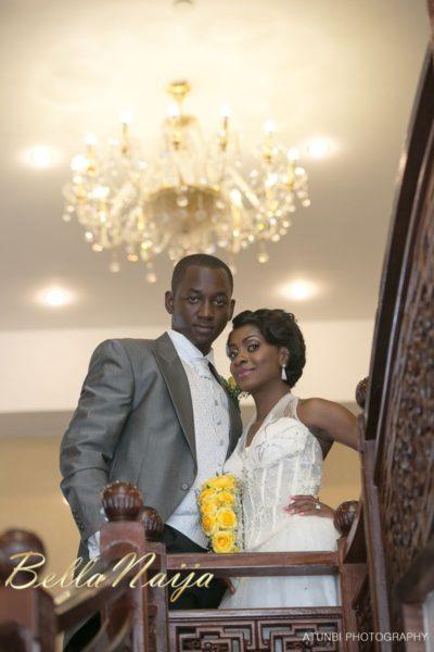Bukki Adewumi & Sheun David-Onamusi White Wedding - BellaNaija Weddings  - January 2013 - BellaNaija038