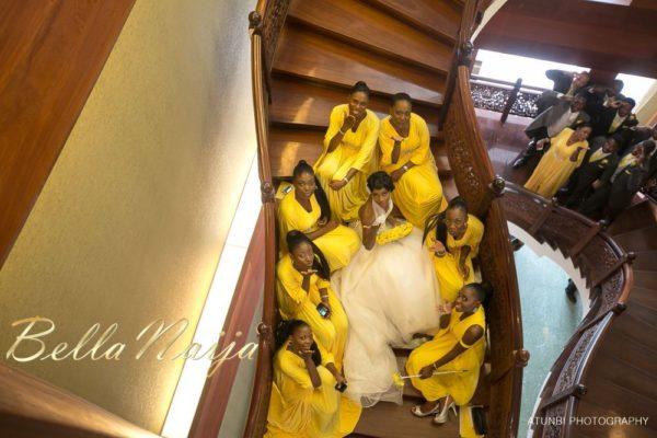 Bukki Adewumi & Sheun David-Onamusi White Wedding - BellaNaija Weddings  - January 2013 - BellaNaija040