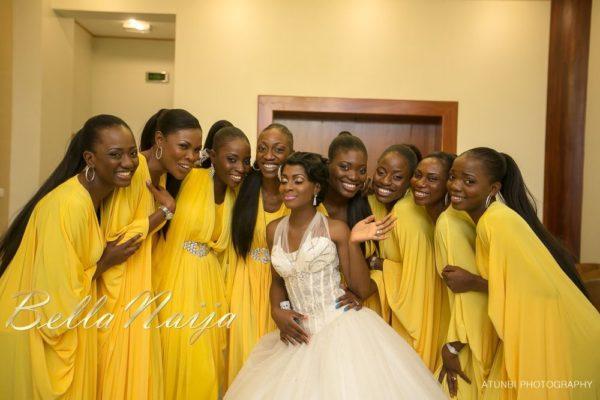 Bukki Adewumi & Sheun David-Onamusi White Wedding - BellaNaija Weddings  - January 2013 - BellaNaija051
