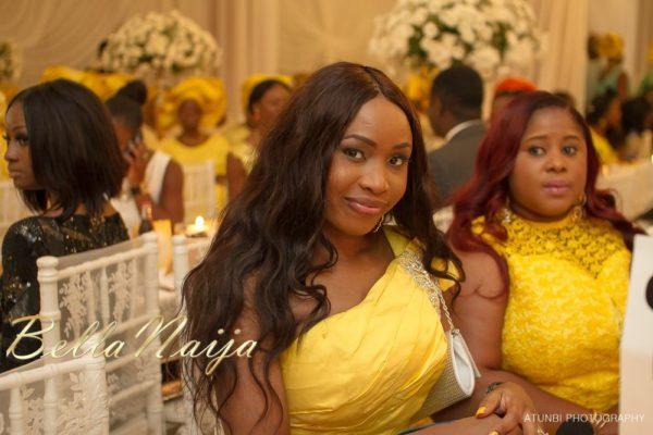 Bukki Adewumi & Sheun David-Onamusi White Wedding - BellaNaija Weddings  - January 2013 - BellaNaija053