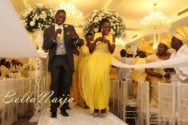 Bukki Adewumi & Sheun David-Onamusi White Wedding - BellaNaija Weddings  - January 2013 - BellaNaija059