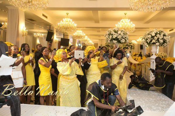 Bukki Adewumi & Sheun David-Onamusi White Wedding - BellaNaija Weddings  - January 2013 - BellaNaija072