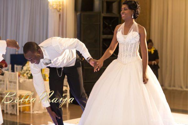 Bukki Adewumi & Sheun David-Onamusi White Wedding - BellaNaija Weddings  - January 2013 - BellaNaija089