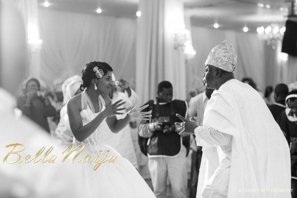 Bukki Adewumi & Sheun David-Onamusi White Wedding - BellaNaija Weddings  - January 2013 - BellaNaija090