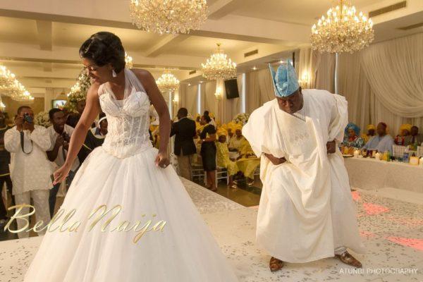 Bukki Adewumi & Sheun David-Onamusi White Wedding - BellaNaija Weddings  - January 2013 - BellaNaija091