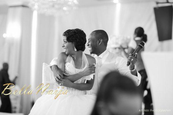 Bukki Adewumi & Sheun David-Onamusi White Wedding - BellaNaija Weddings  - January 2013 - BellaNaija100