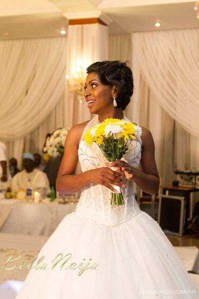 Bukki Adewumi & Sheun David-Onamusi White Wedding - BellaNaija Weddings  - January 2013 - BellaNaija107