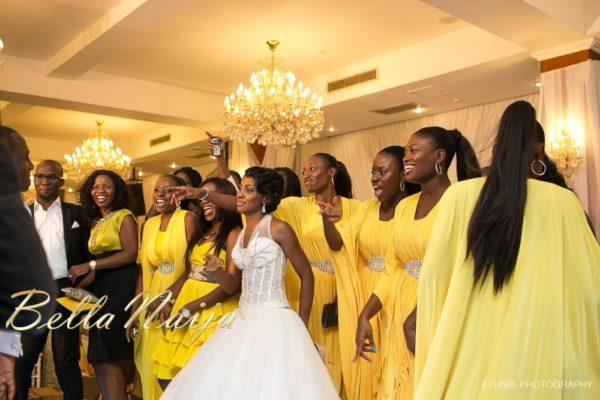 Bukki Adewumi & Sheun David-Onamusi White Wedding - BellaNaija Weddings  - January 2013 - BellaNaija117