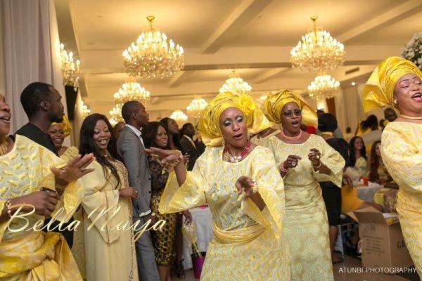 Bukki Adewumi & Sheun David-Onamusi White Wedding - BellaNaija Weddings  - January 2013 - BellaNaija121