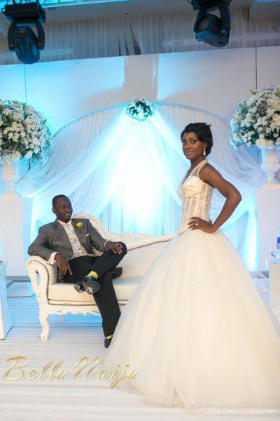 Bukki Adewumi & Sheun David-Onamusi White Wedding - BellaNaija Weddings  - January 2013 - BellaNaija131