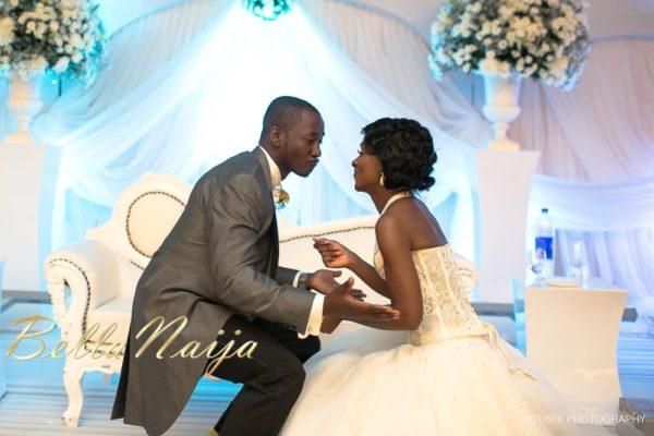 Bukki Adewumi & Sheun David-Onamusi White Wedding - BellaNaija Weddings  - January 2013 - BellaNaija132