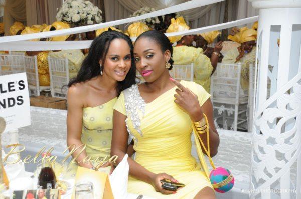 Bukki Adewumi & Sheun David-Onamusi White Wedding - BellaNaija Weddings  - January 2013 - BellaNaija138