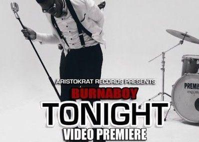 BurnaBoy Tonight