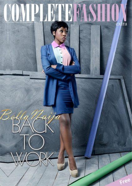 Complete Fashion January 2013 Issue - BellaNaija001