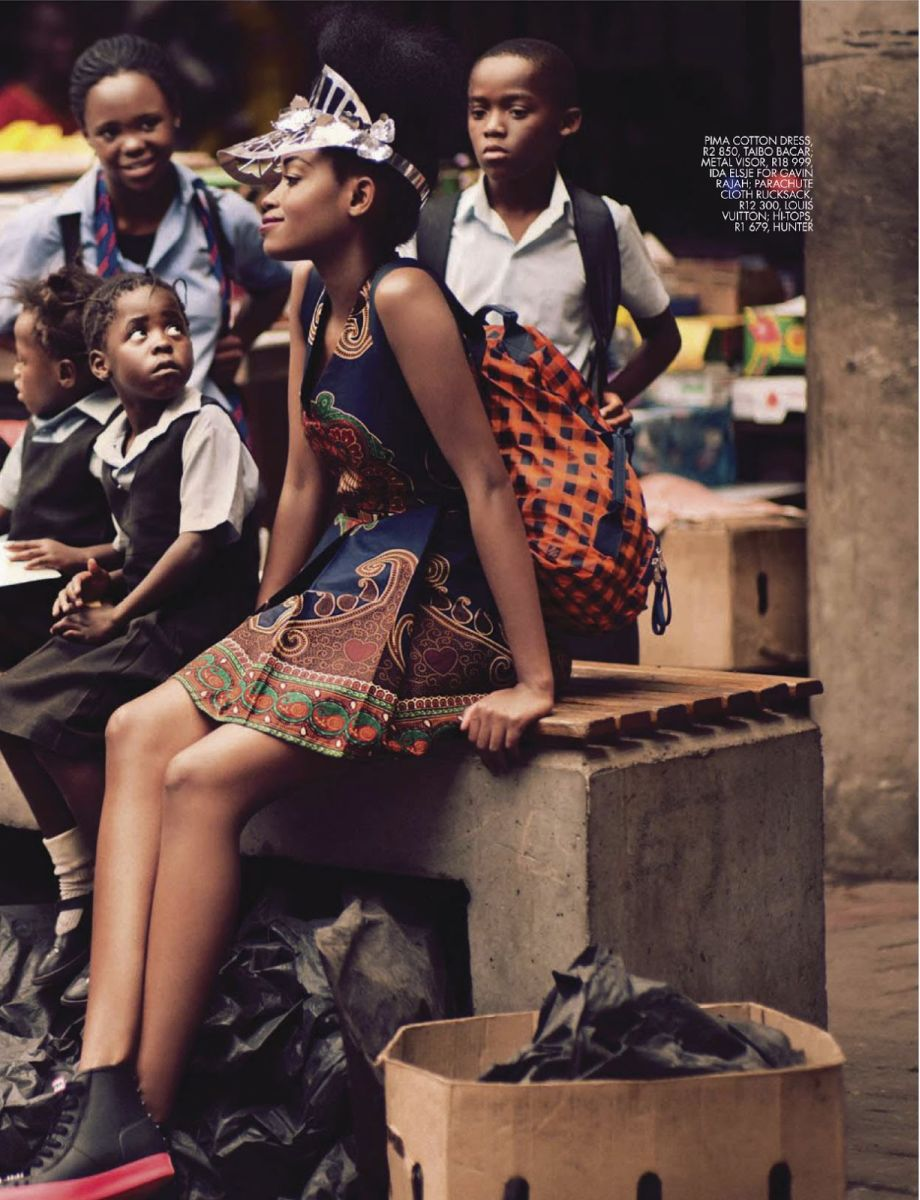 Elle South Africa Jozi Fashion Spread  - January 2013 - BellaNaija003