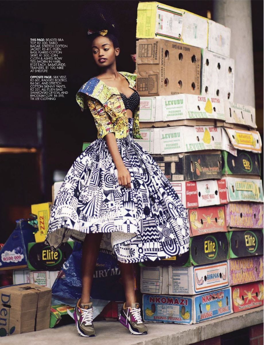 Elle South Africa Jozi Fashion Spread  - January 2013 - BellaNaija004