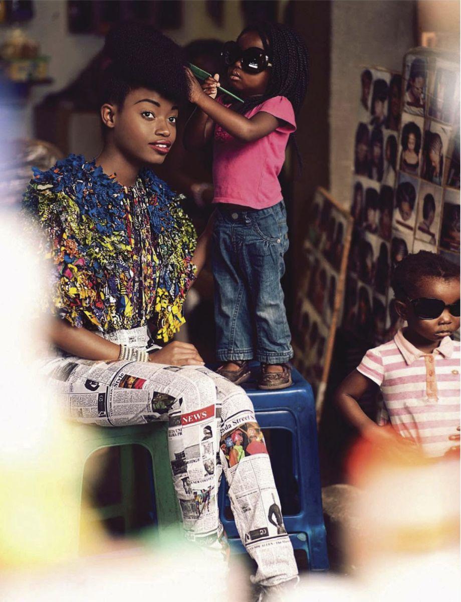 Elle South Africa Jozi Fashion Spread  - January 2013 - BellaNaija005