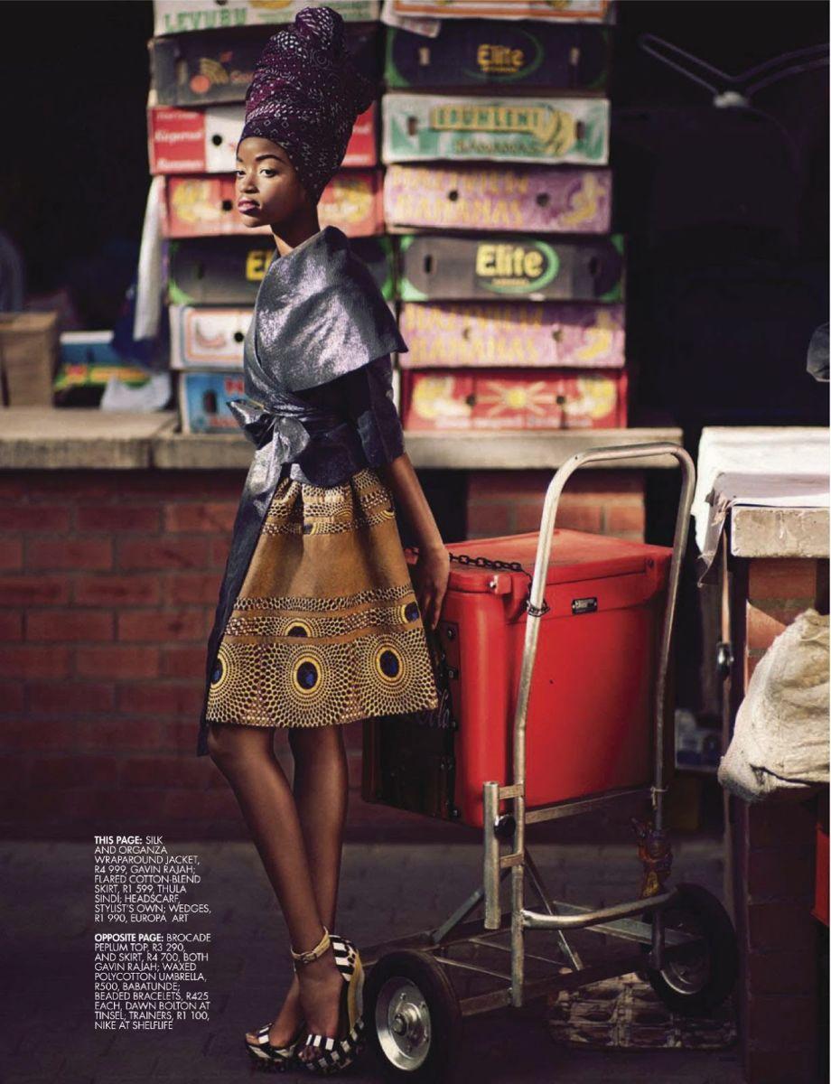 Elle South Africa Jozi Fashion Spread  - January 2013 - BellaNaija008